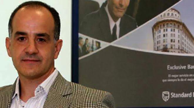 Javier Lupiañez, gerente en Mendoza del Santander Bank, adquirido por un banco chino.