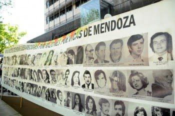 Condenaron a prisión perpetua a siete acusados por delitos de lesa humanidad en Mendoza
