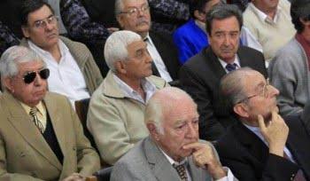 Más de 200 personas ya testificaron en el histórico megajuicio que sentó en el banquillo a ex jueces, policías y militares