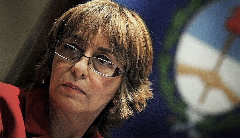 Gils Carbó creó un equipo de fiscales para investigar las agresiones y amenazas contra Macri y Vidal