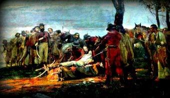<em>La Gaceta</em> de Buenos Aires, 19 de julio de 1821: &#8220;Murió el abominable Güemes, tenemos un cacique menos&#8221;