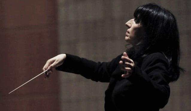Nathalie Marin se presenta el sábado con la Orquesta Filarmónica