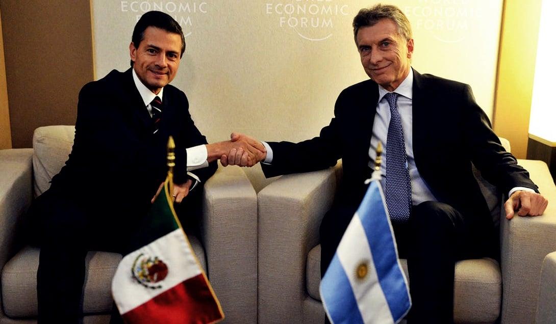 El presidente mexicano Peña Nieto será escrachado este viernes cuando sea recibido por Mauricio Macri en la Casa Rosada.