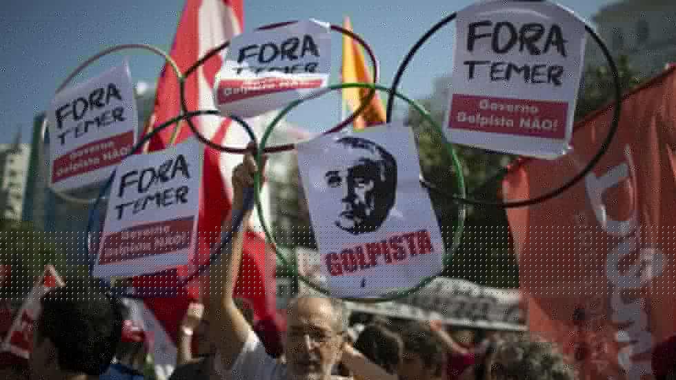 """Resultado de imagen para Brasil -  """"Es el peor gobierno que podríamos tener"""""""