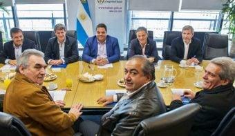 La CGT anunció un compás de espera para que Macri arme una reunión con empresarios