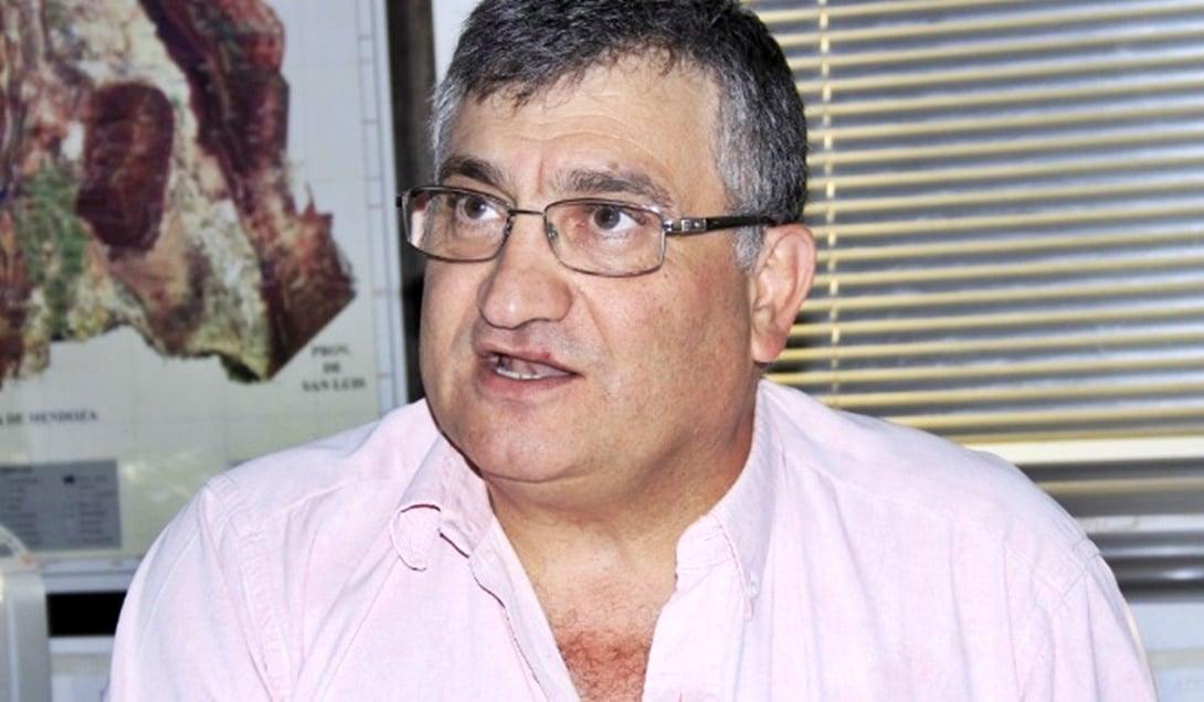Marcelo Ghiglione, el jefe de la Policía Minera de Gioja, fue arrastrado por la crisis del cianuro de la Barrick.
