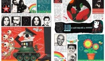 <em>Historietas por la Identidad</em> publicó hace años la historia del Nieto 121