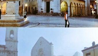 Un terremoto de 6,5 en la escala de Richter sacudió el centro de Italia