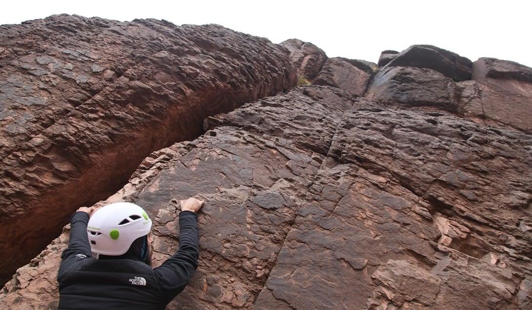 Dragones de Piedra: La aventura de la escalada