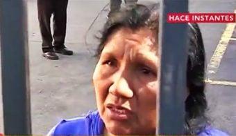Una mujer que cobijó a una niña perdida rechazó el trato xenófobo e injurioso que le dispensó Canal 13