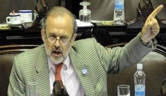 """Según el macrista Eduardo Amadeo, sin dietazo sólo serían legisladores los """"ricos o los chorros"""""""