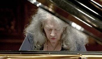 Martha Argerich recibirá en Tokio la Orden del Sol Naciente
