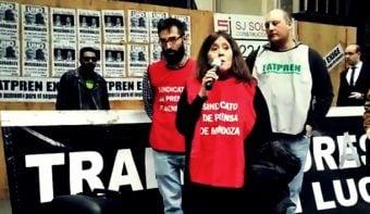 """Sipremza: """"Tratamos de poner de pie a la CGT de Mendoza para que salga a defender a los trabajadores"""""""