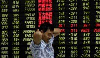 Mientras crecía Trump, se derrumbaban los mercados en el mundo