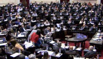 Por 112 a 104, la Cámara de Diputados rechazó anular el aumento de las dietas