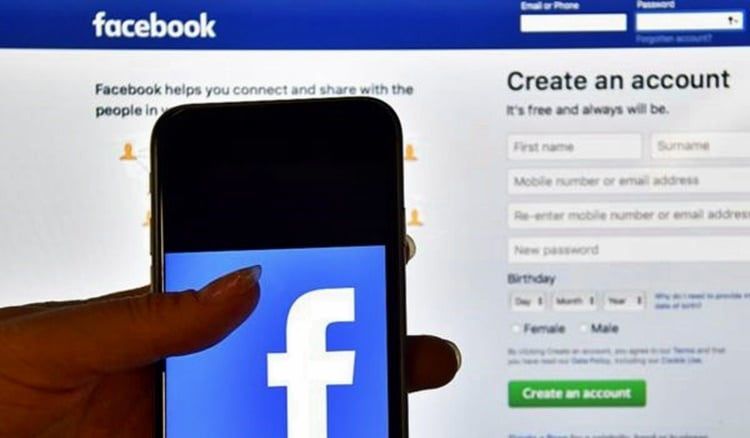 Cada usuario vale en promedio US$16,04 por año para Facebook