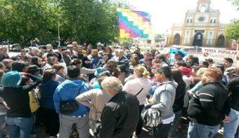 500 familias que viven de la Feria Popular de Guaymallén en alerta ante una orden de desalojo