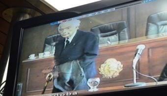 Por primera vez en un juicio de Mendoza, Menéndez se sentó en el banquillo de acusados por lesa humanidad