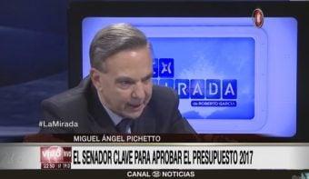 """Pichetto: """"Argentina incorpora toda la resaca porque no hay control migratorio"""""""