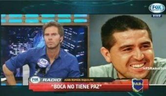 """Riquelme: """"En las próximas elecciones de Boca quizá me presente, no lo sé"""""""