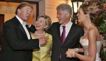 Abc News y Washington Post dan empate técnico entre Clinton y Trump para las presidenciales del martes