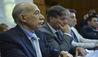 Con una mayoría de oradores en contra de su designación, Valerio ensayó respuestas al repudio por sus fallos